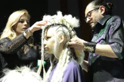 Top Hair Trend Fashion Days Dusseldorf Trade Fair Show Congress For The International Hairdressing Industry Top Hair Die Messe Dusseldorf