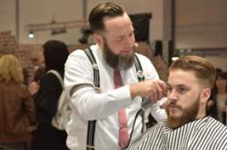 TOP HAIR Trend & Fashion Days Düsseldorf - trade fair, show