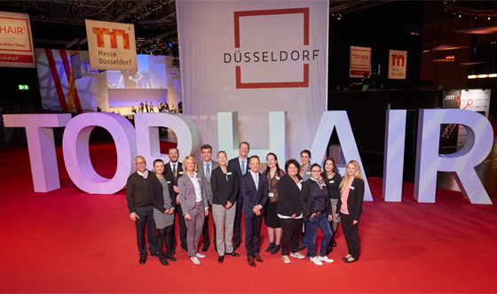 TOP HAIR - Messe Düsseldorf - 2017