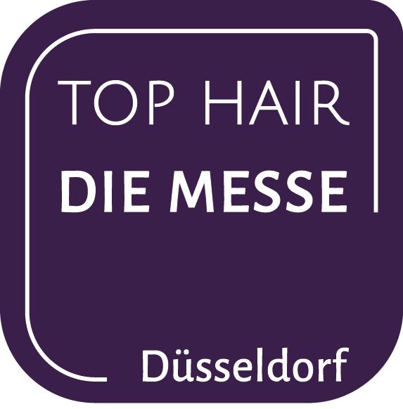 Logos & Banners -- TOP HAIR - DIE MESSE Düsseldorf